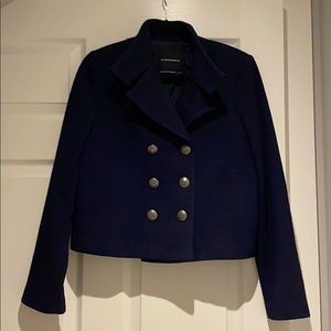Club Monaco Blazer in navy